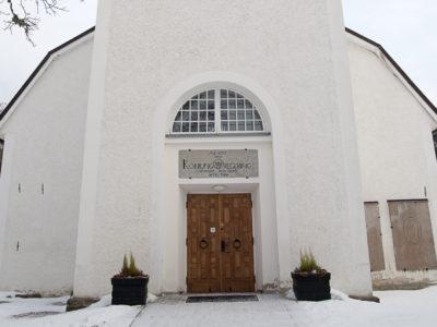 Västra Tunhems kyrka