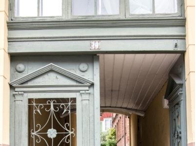Dörrar och annat i Mariestad