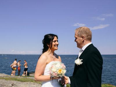 Förhandstitt - Anette & Joakim