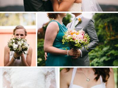 Inspiration till bröllopet - Brudens bukett del 2