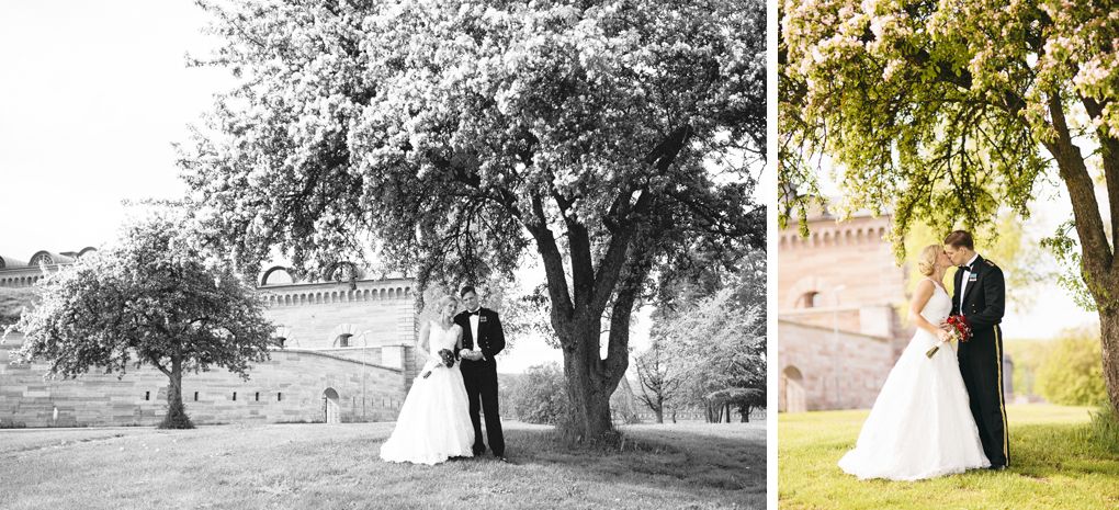 Bröllopsfotograf Karlsborg