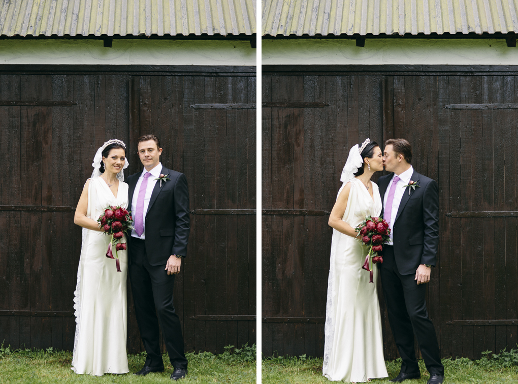 bröllop trollhättan porträtt
