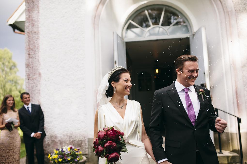 bröllop trollhättan hjärtums kyrka utgång ris