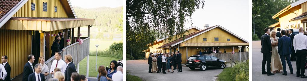 bröllop trollhättan hjärtumsgården fest mingel