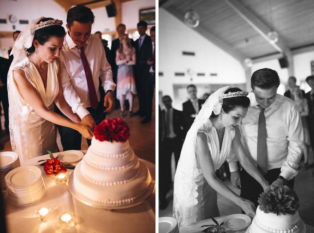 bröllop trollhättan hjärtumsgården bröllopstårta