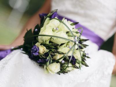 Lite  blommor