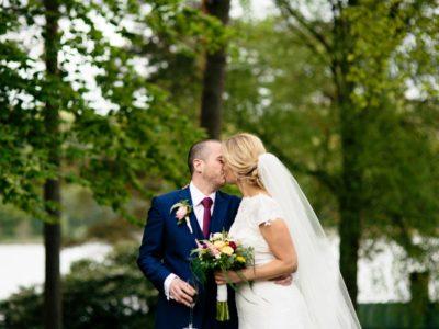 Härligt bröllop på Hällsnäs
