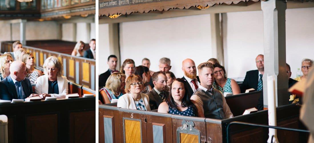 bröllop partille kyrka
