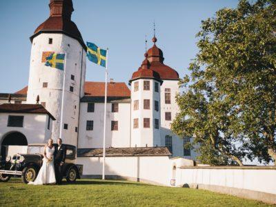 Sofia och Michael - Läckö slott - sneak peek