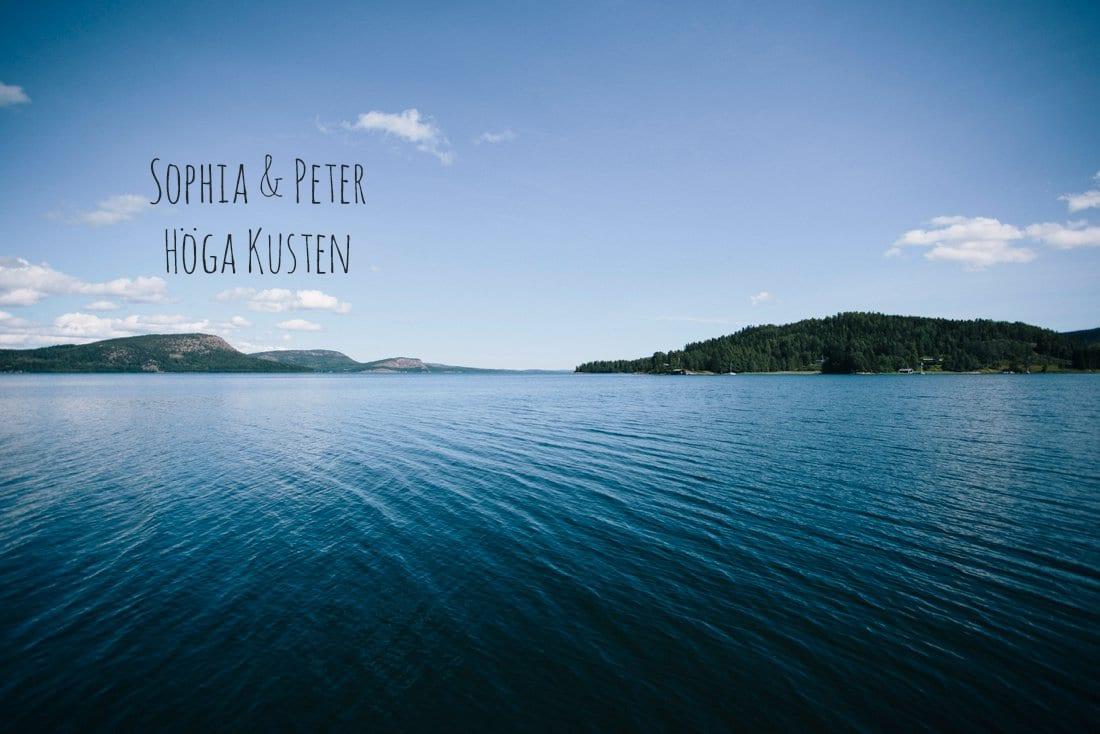 Bröllopsfotograf Höga Kusten