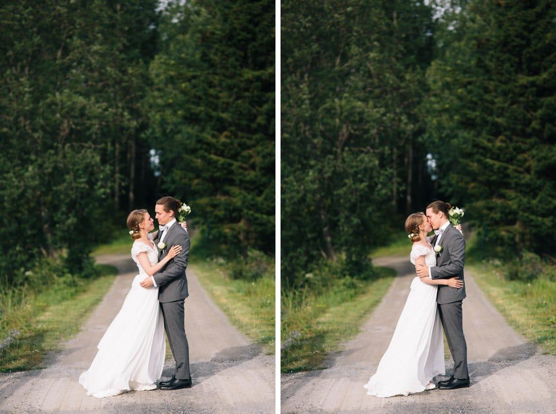 bröllop höga kusten