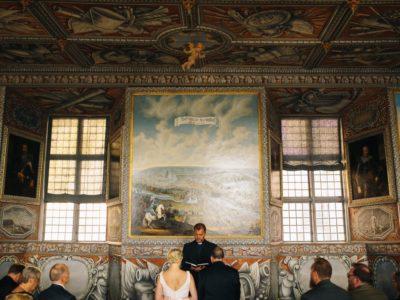 Sofia & Michael - Läckö slott