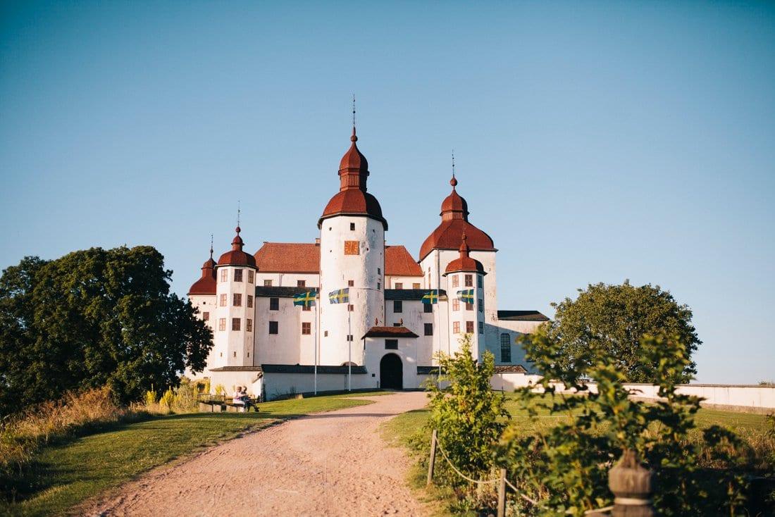 bröllopsfotograf läckö slott