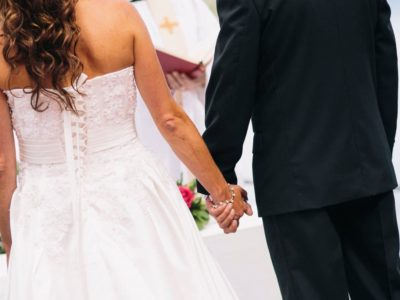 Bröllop och fest på Hällsnäs