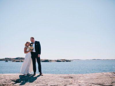 Bröllop på Hönö