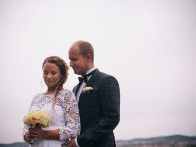 Lisa & Pierre - Bohus fästning - sneak peek