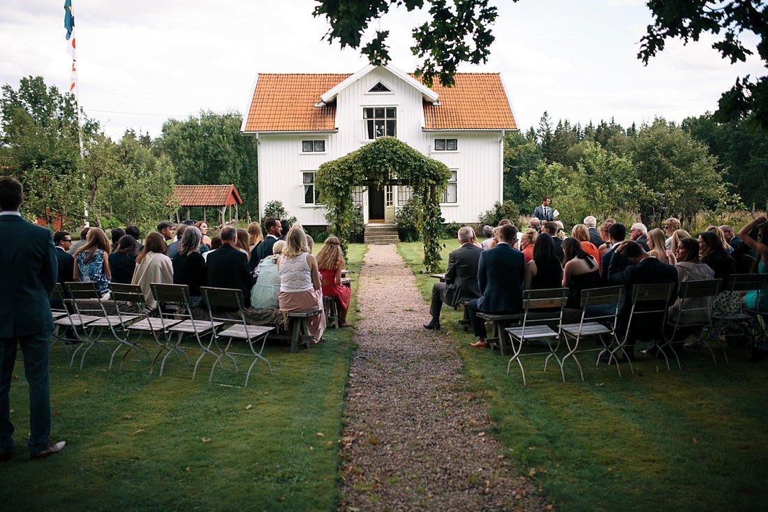 Vigsel Ellagården