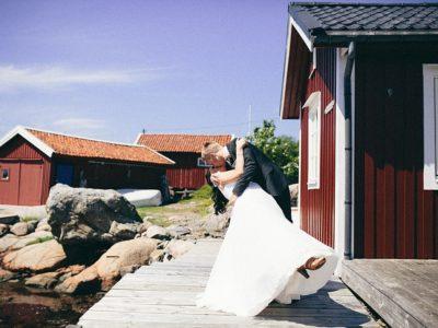 bröllopsfotograf hönö
