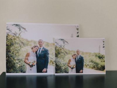 Utskrifter av era bröllopsfoton