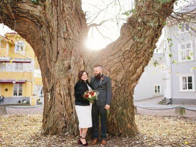 Elin & Robin - Marstrand