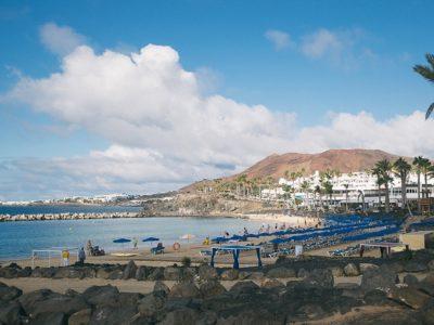 På Lanzarote för lite semester