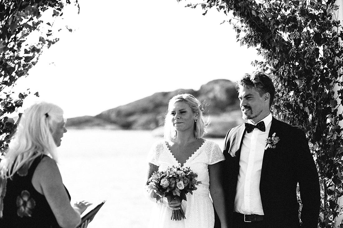 Bröllopsfotograf Orust