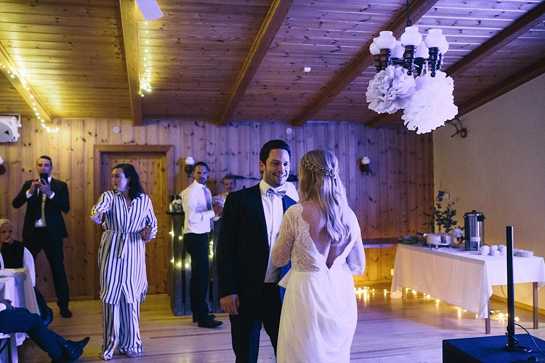 Bröllopsfoto Lysekil