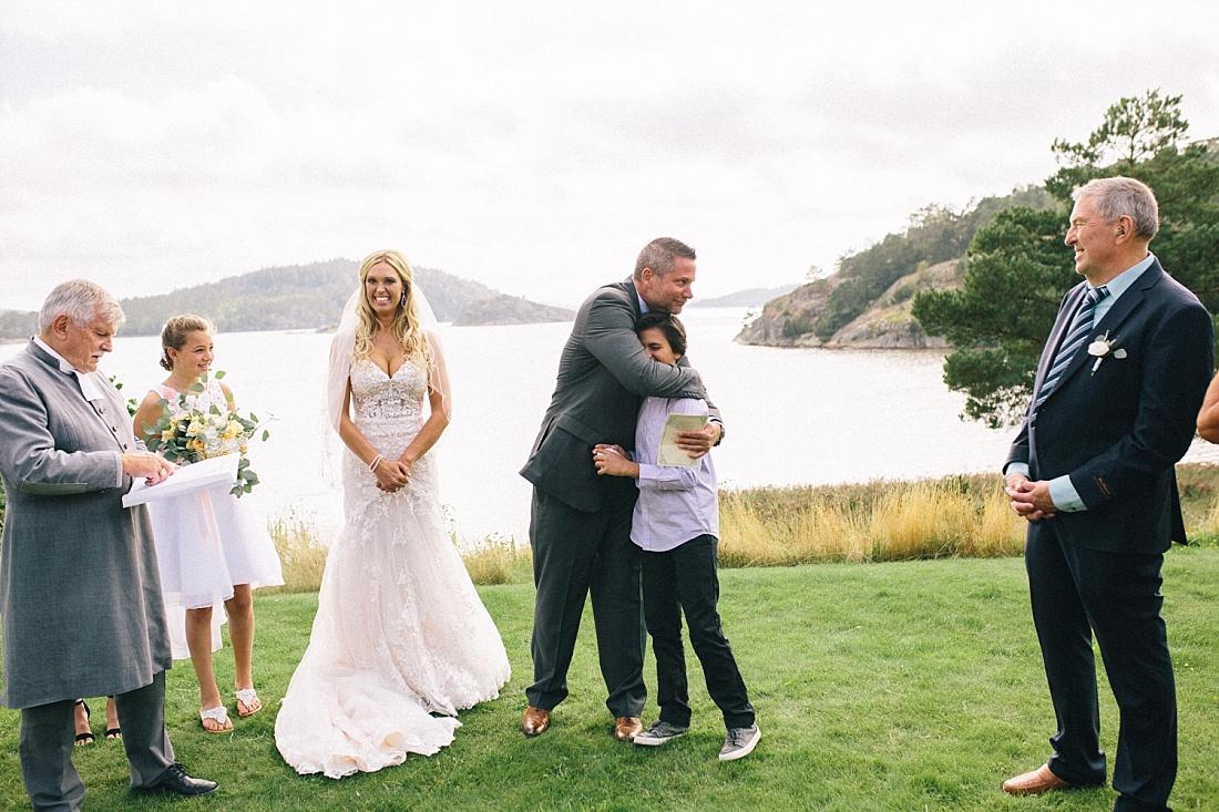 bröllop västkusten