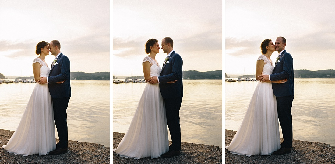 Bröllopsporträtt Ljungskile